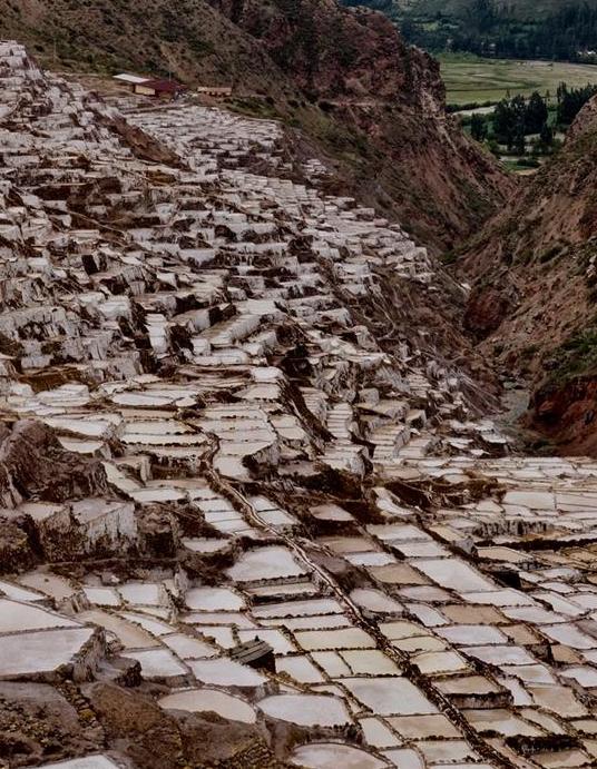 神奇精妙的梯田,与藏人不谋而合的盐田,秘鲁的这两个景点令人叫绝!