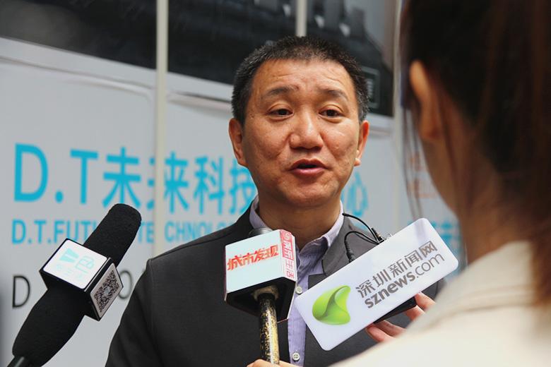 深圳市消费者委员会秘书长冯念文接受记者专访