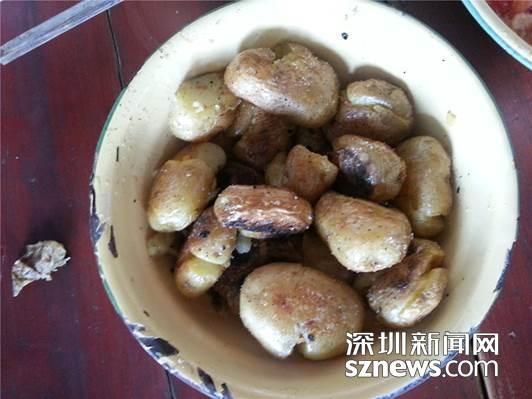 说明:传说中的煎小土豆