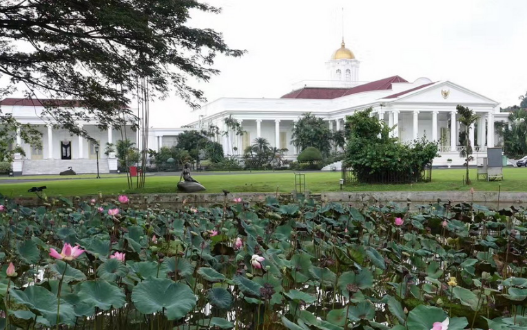 世界上最大的热带植物园建在一座印尼小城