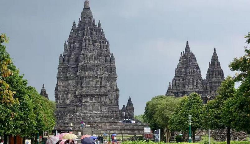 这座历史悠久的古城至今仍在印尼享有独特地位