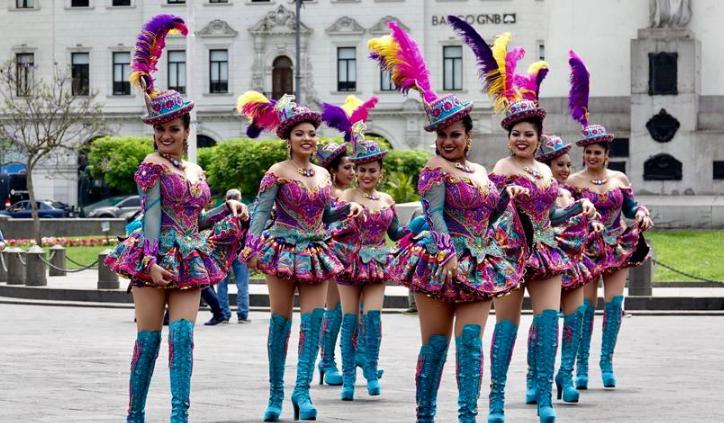 这个南美国家的首都多姿多彩