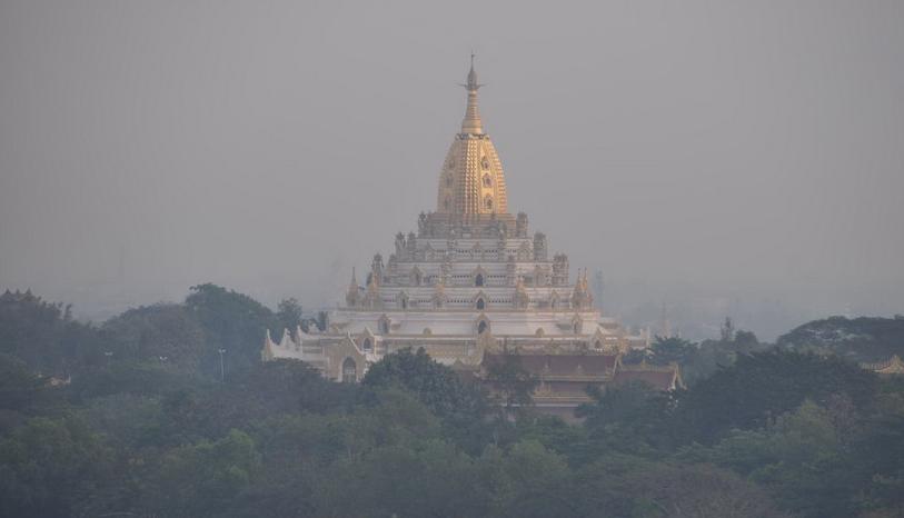 世界上价值最昂贵的仰光大金塔 缅甸国家的象征 令人叹为观止