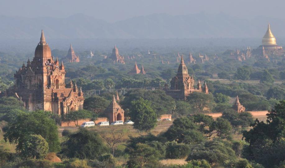 这座知名度不高的小城才是缅甸的主要旅游目的地