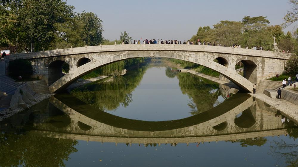 奇观天下|千年不坠!这座石桥究竟藏着怎样的秘密?