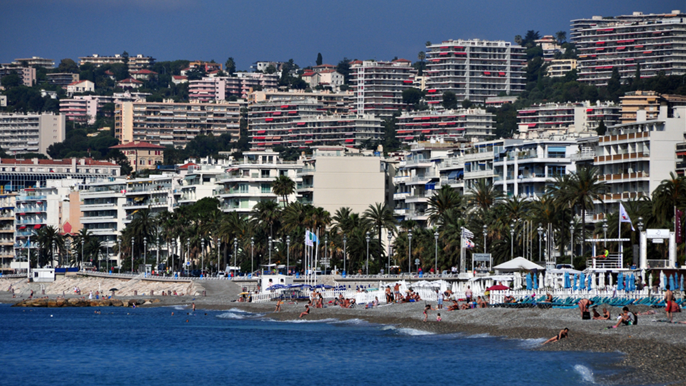 奇观天下|看看世界富豪钟爱的海滨度假胜地长啥样
