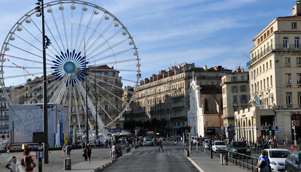 奇观天下|山海环抱的城市,因法国国歌诞生于此而名扬天下