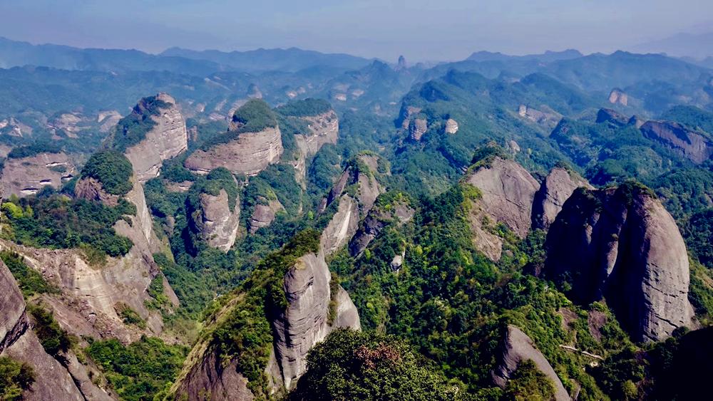 奇观天下丨这个鲜为人知的秘境,却已列入世界自然遗产名录