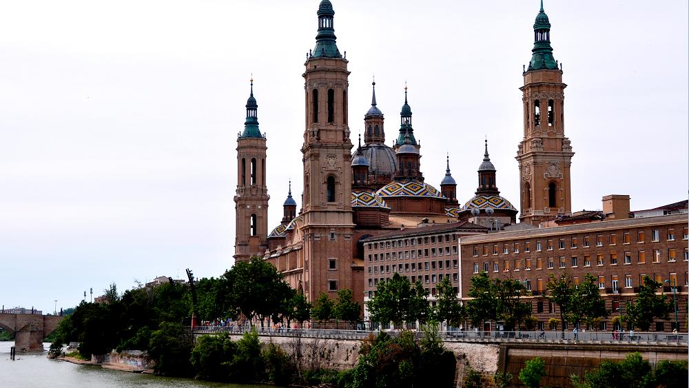 奇观天下|这座城市规模和名气都不大,却是西班牙的交通枢纽
