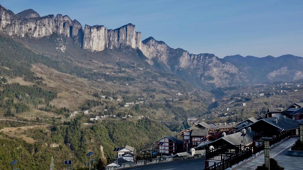 奇观天下|万米绝壁画廊!这里被称为全球最美丽的大峡谷