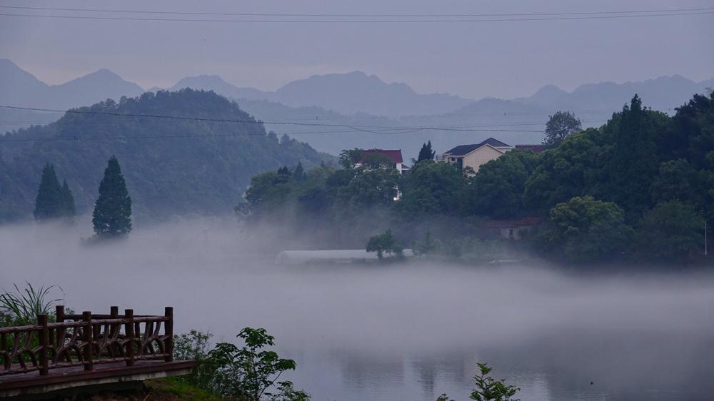 奇观天下|如梦如幻,穿越富春江新安江