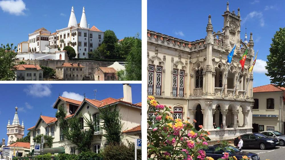 奇观天下|探寻欧洲浪漫主义小镇——辛特拉