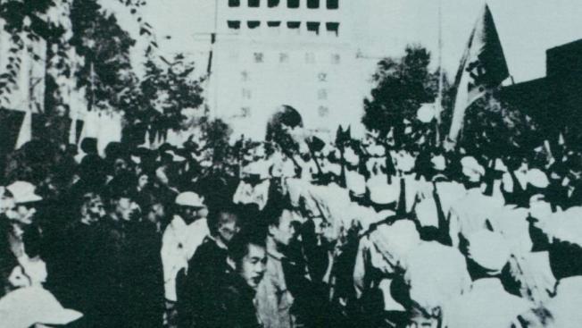 【党史百年·天天读】8月14日