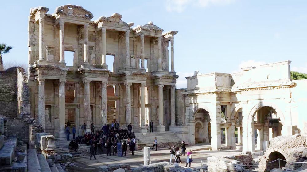 奇观天下|世界七大奇迹之一所在,这座被埋藏千年的古城还有多少未解之谜