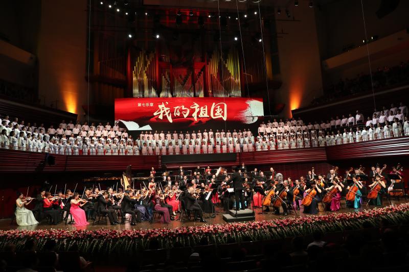 深圳交响乐团开启国内巡演 《我的祖国》将在五城恢弘奏响