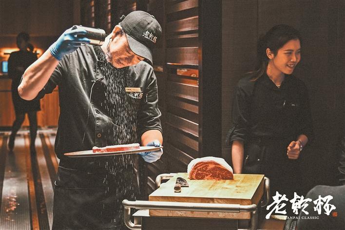 烧肉界顶级标杆 老乾杯烧肉店入驻罗湖万象城