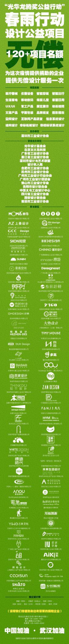 寻找疫情期间的爱心企业!深圳市工业设计协会联合设计界力量为爱心企业提供免费设计服务