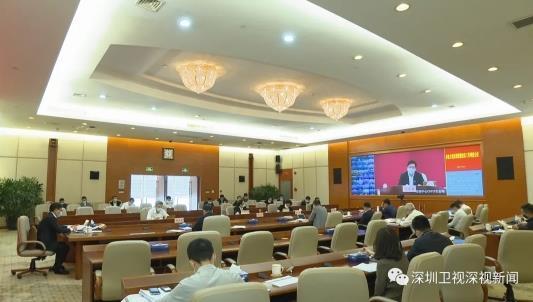 深圳千方百计加快重大项目建设 扩大有效投资
