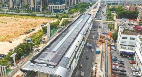 深圳将建5条城际铁路通东莞惠州汕头