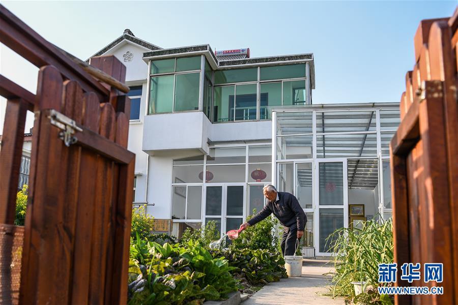 江苏镇江:建设美丽乡村 打造幸福村居