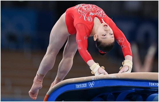 体操女子团队中国第七!深圳欧钰珊首战奥运决赛出战2大项目