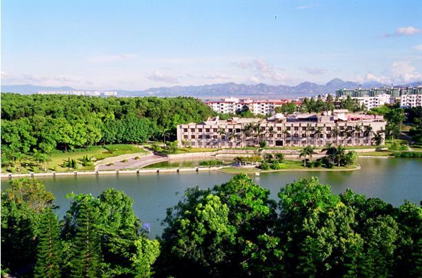 文山湖宿舍