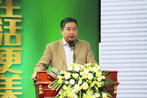 深圳市品质消费研究院副院长杨庆星发言