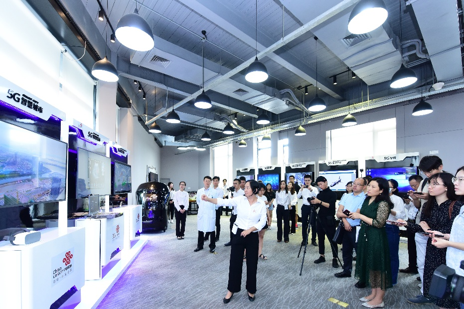 联通助力前海自贸片区5G网络全区域覆盖