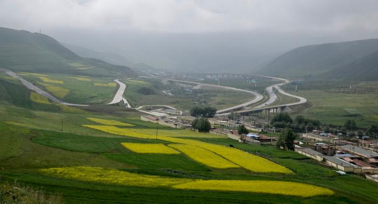 """地貌多样风光独特!这里被称为""""中国最美县域"""""""