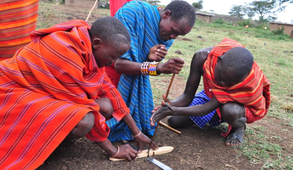 奇观天下|揭秘非洲部落一夫多妻制民族  这些习俗让人咋舌!