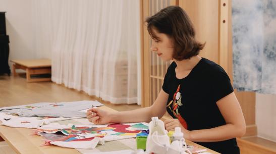第六期   Kovalenko Alevtina:深圳的城市空间布满了艺术创意元素