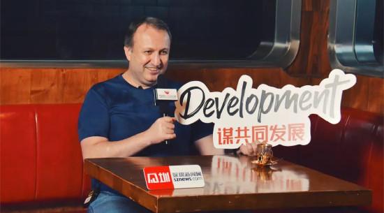 第十九期   Birol Dincli:深圳拥有创新性的饮食文化,是独具特色的美食之都