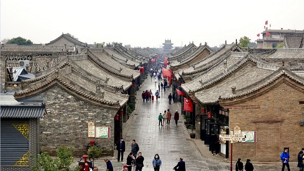 奇观天下|中国保存最完好的四大古城之一  由七十二条蚰蜒巷构成