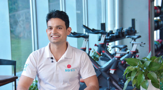 第三十期   Sunil Kumar Sahu:致力基因组学研究,为深圳注入创新与科技力量