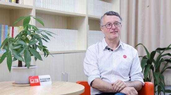 第三十五期   Jeroen van de Weijer:立足深圳,让语言成为国际文化交流互鉴的桥梁