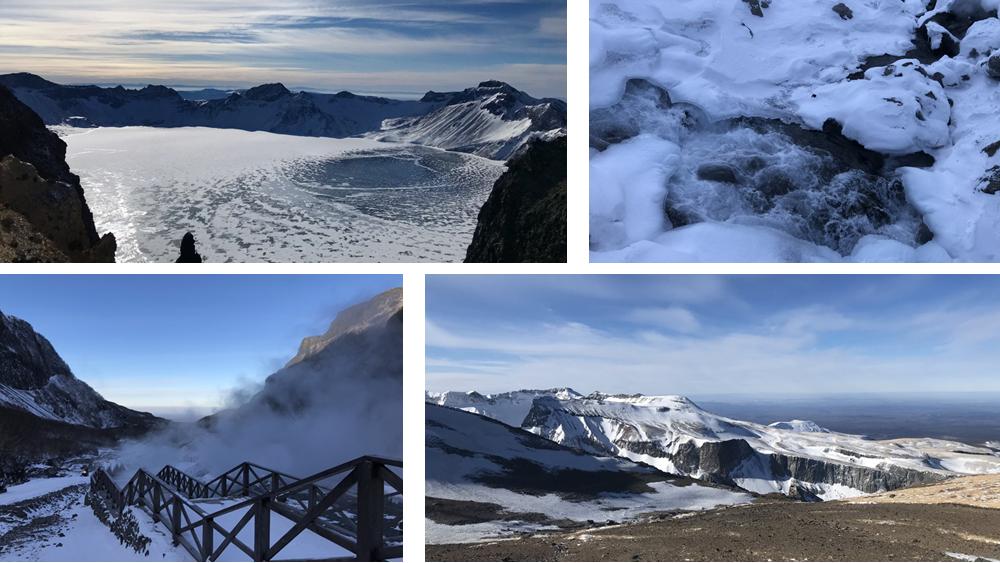 """零下30度的景色有多好看?在长白山来一次""""速冻之旅"""""""