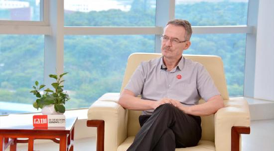 第十七期   Peter E. Lobie:深圳是适合开发生物医药项目的理想之地
