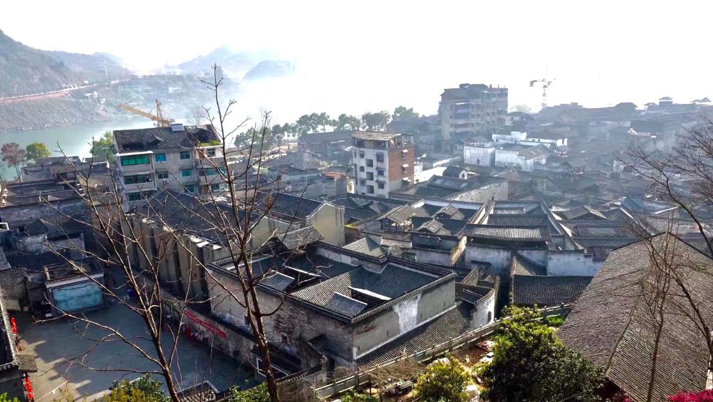奇观天下|中国保存最完整的古商城之一,经历3000年历史