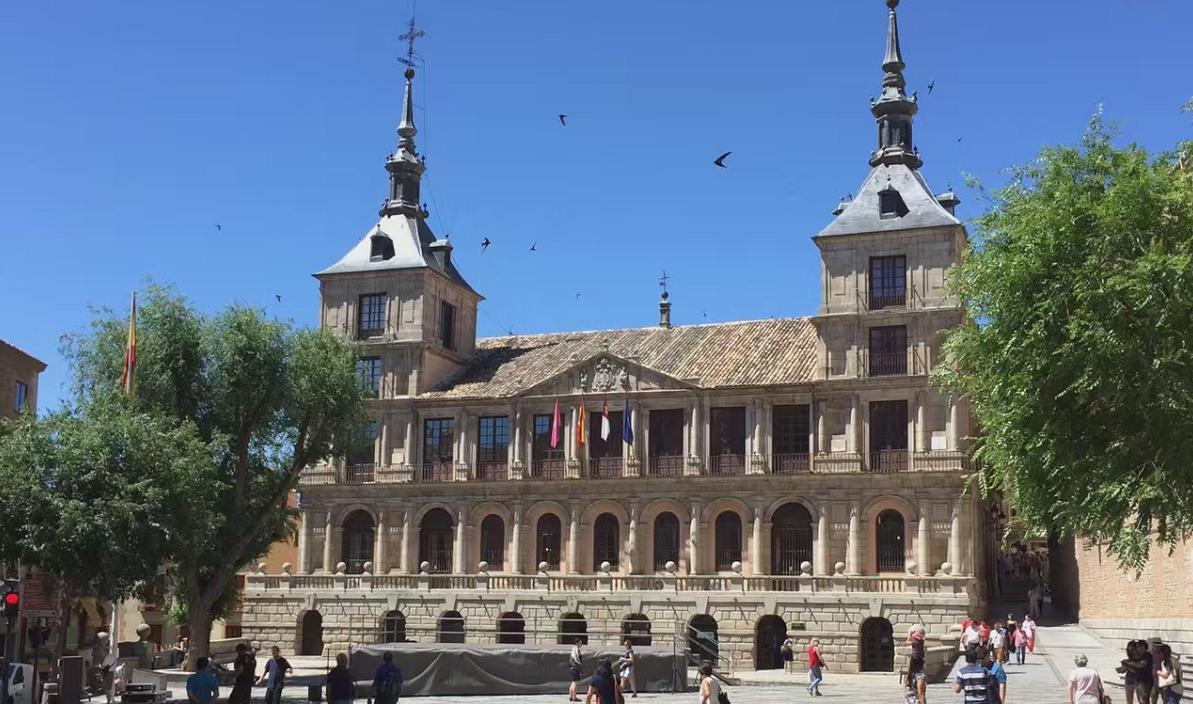 奇观天下|揭秘西班牙这座古城为何易守难攻?