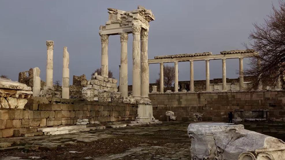 奇观天下|废墟与瑰宝——帕加马古国遗址