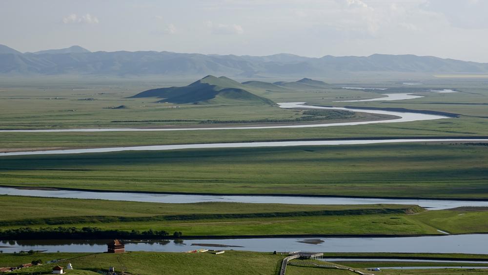 奇观天下|若尔盖草原上的九曲黄河第一湾 有着怎样神秘的传说?